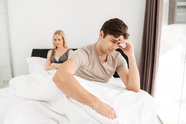Mistake Made by Men in Bed